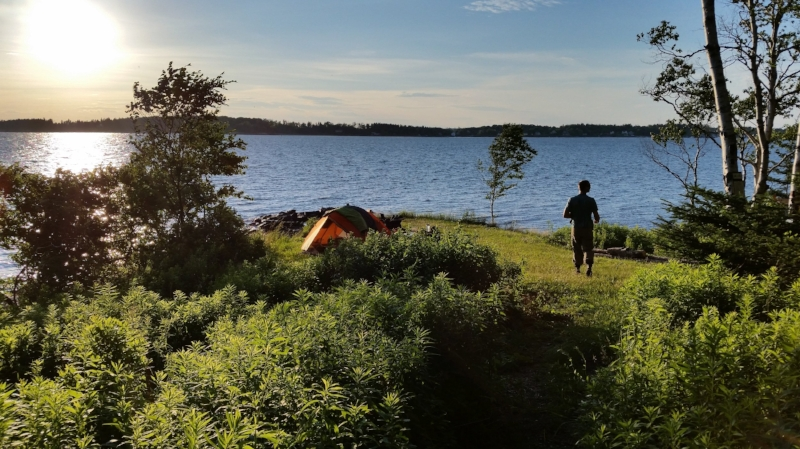 Multi-Day Kayak Trips - Casco Bay is filled with terrific islands for kayak camping. We offer a range of regularly scheduled overnight trips to these islands and we're always willing to create a customized trip just for your group.