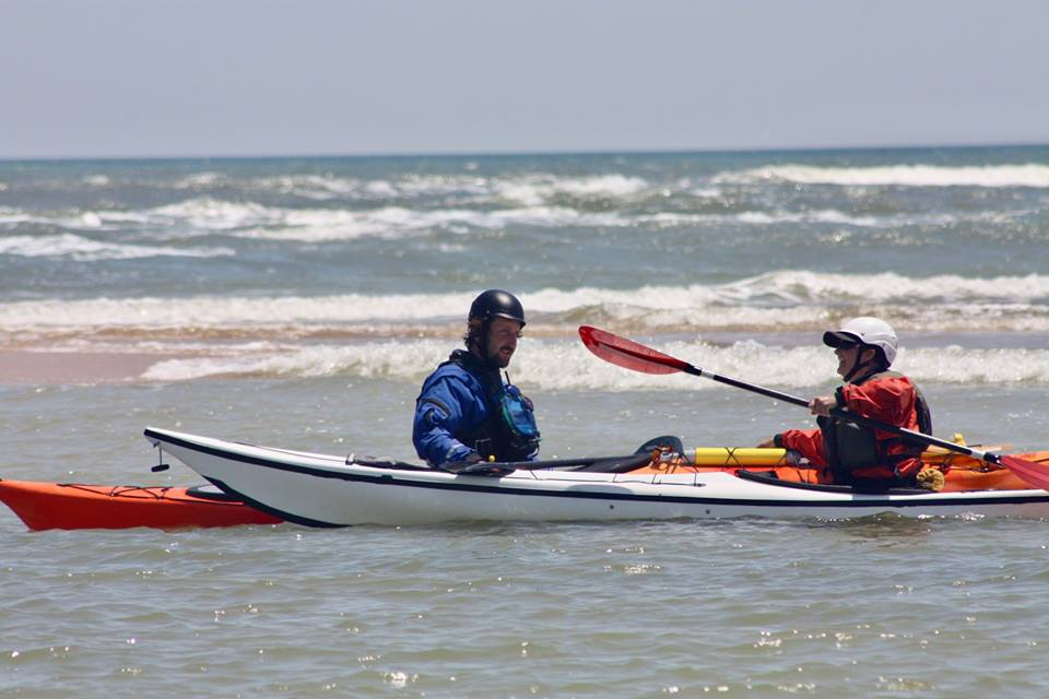 Sea Kayak Surf Clinic - Sunday, August 4, 2019 10:00 AM - 2:00 PM$85 per person