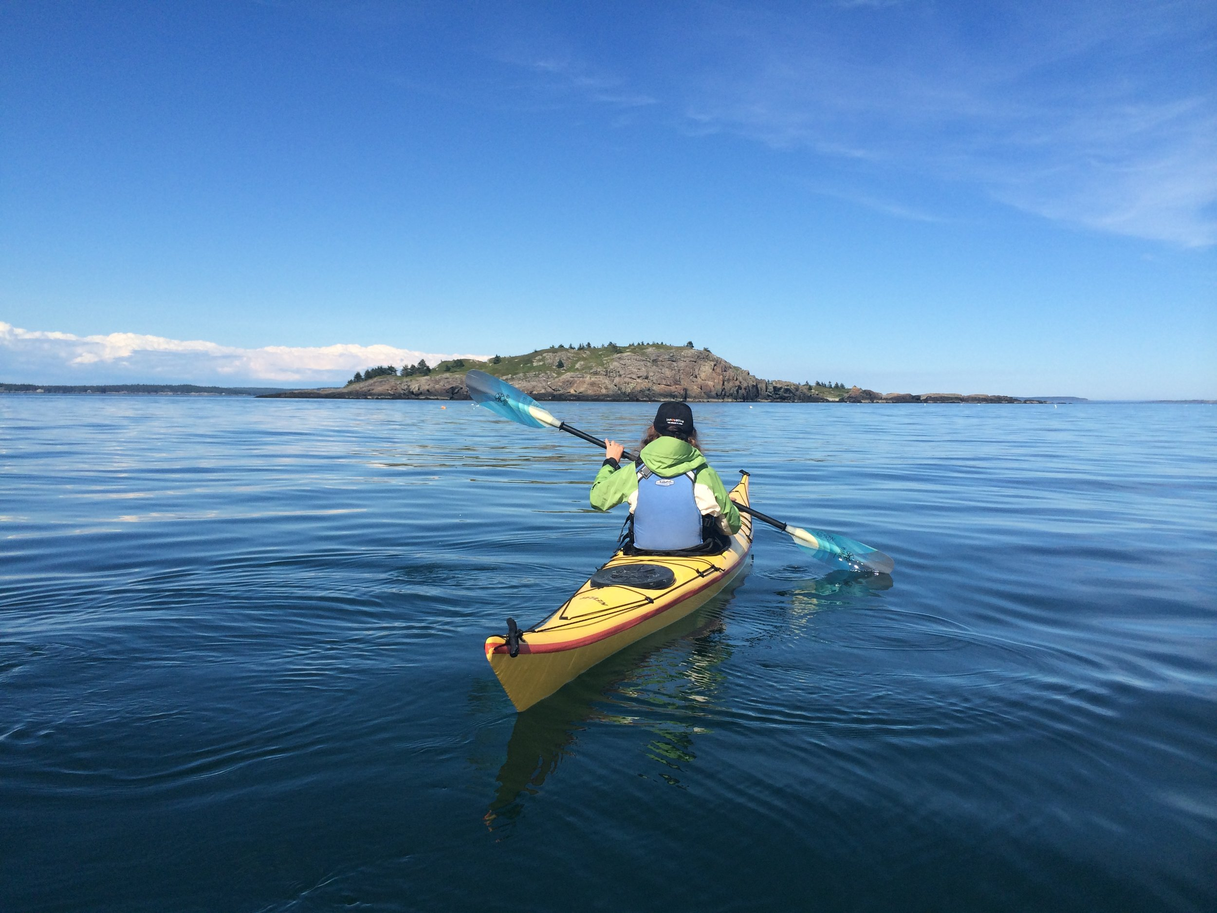 Sea Kayak Navigation - 2019: June 22, 9:30 am to 2:30 pm$80 per person