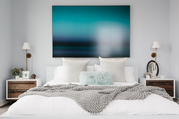 AC Brooklyn bedroom