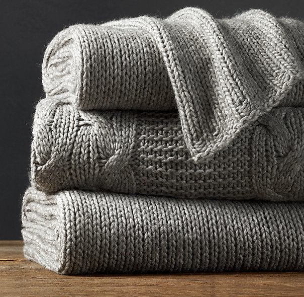 RH cable knit