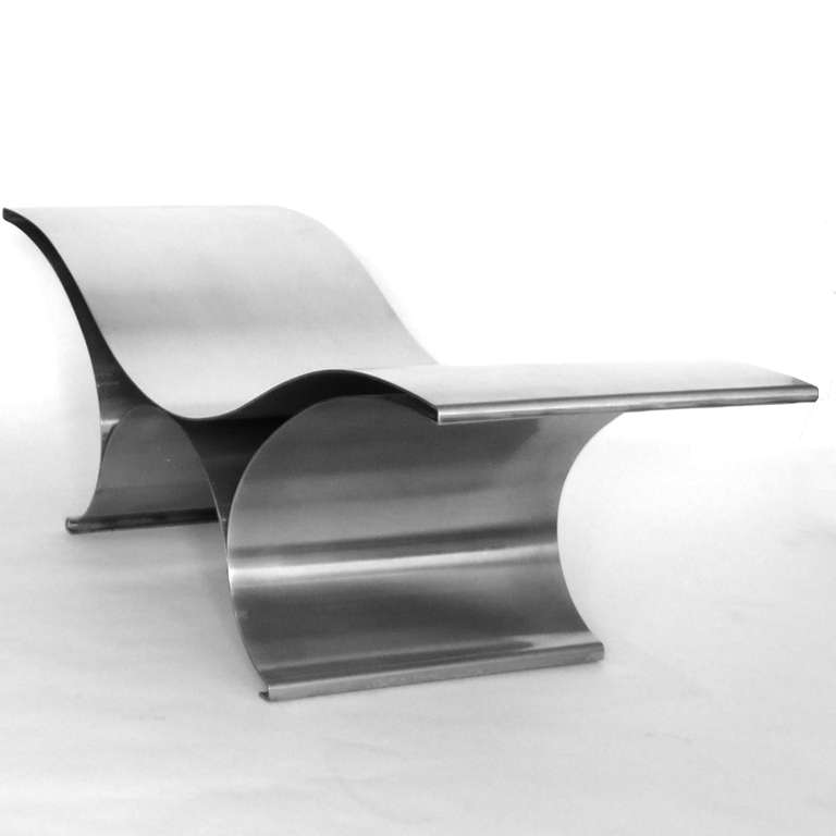 wave bench