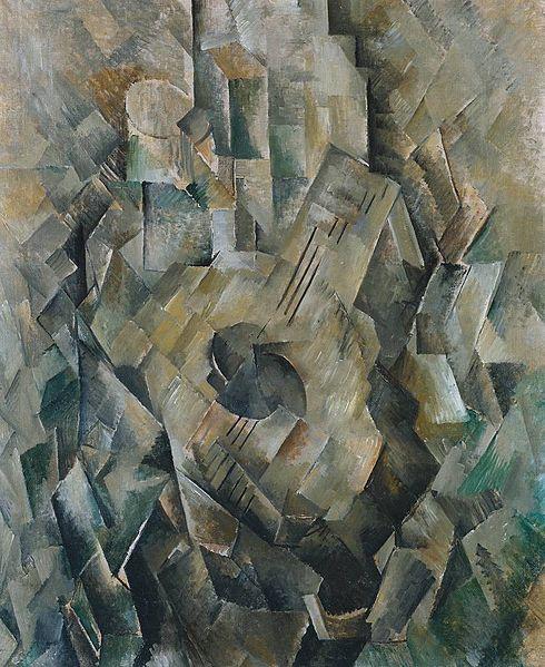 490px-Georges_Braque,_1909-10,_La_guitare_(Mandora,_La_Mandore),_oil_on_canvas,_71.1_x_55.9_cm,_Tate_Modern,_London.jpg
