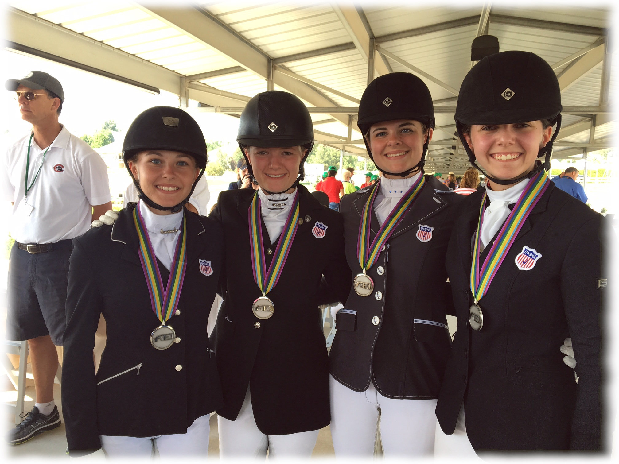 Silver Winning Team