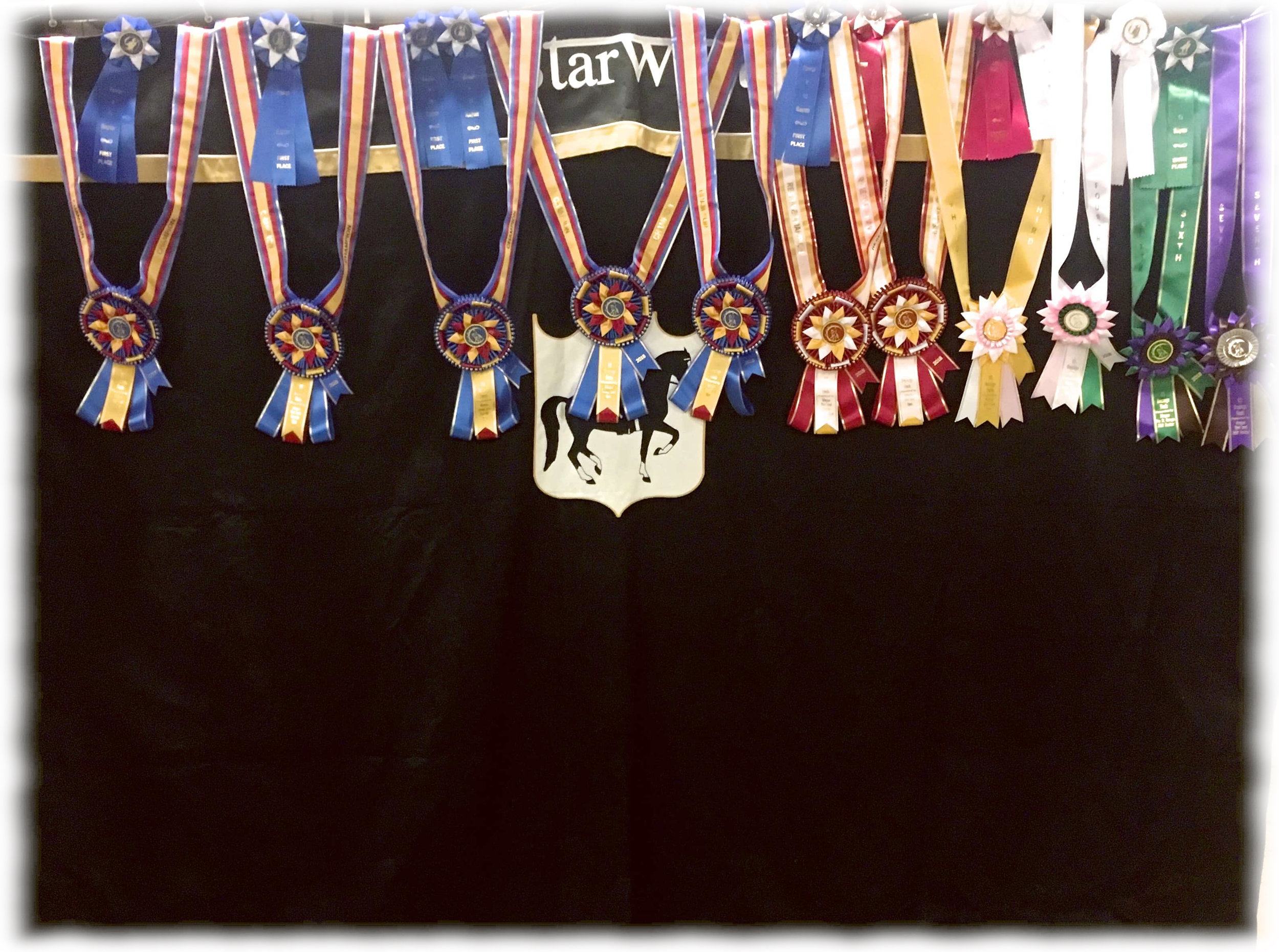 Most of the awards won by StarWest at Nationals 2018