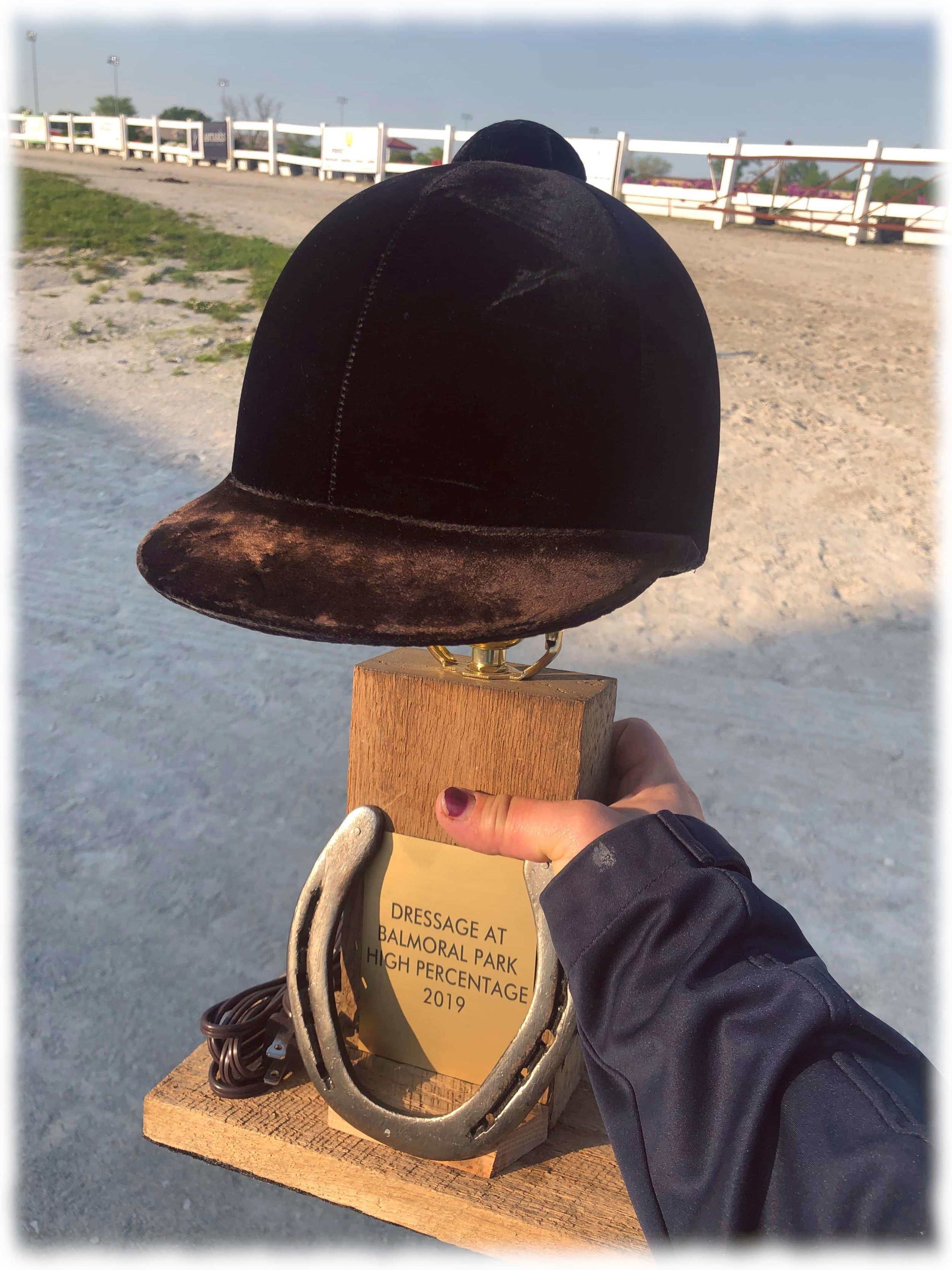 Balmoral High Point Trophy