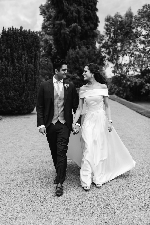 emma barrow photography wedding nishil deep moor park mansion golf club devon london