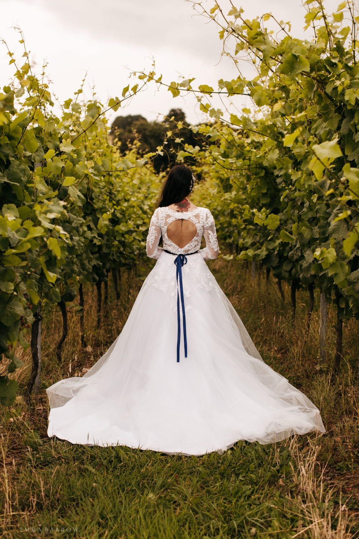emma barrow devon elopement brickhouse vineyard exeter veronika mairusz wedding photography