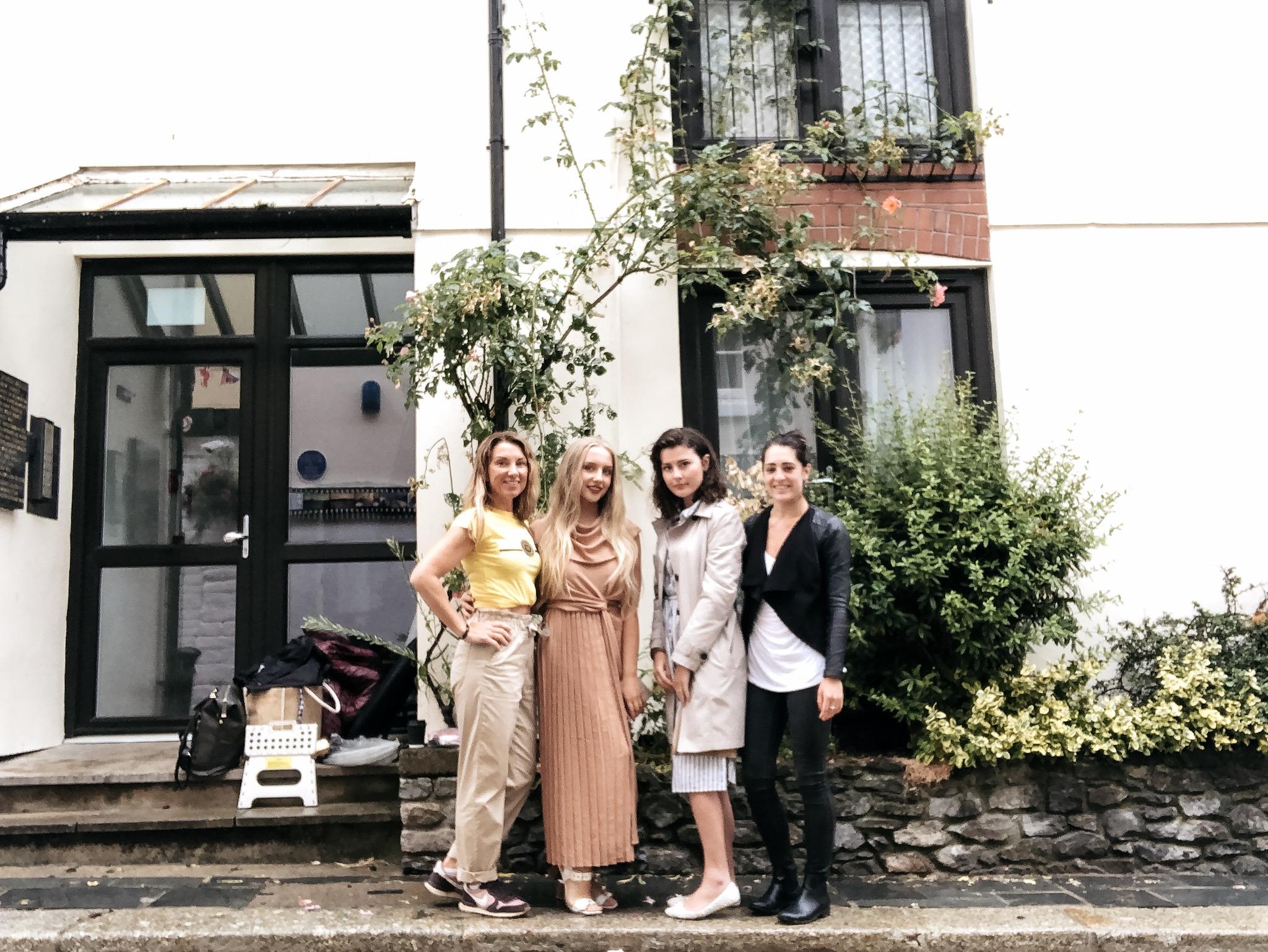 emma barrow editorial dolly fashion photography team behind the scenes