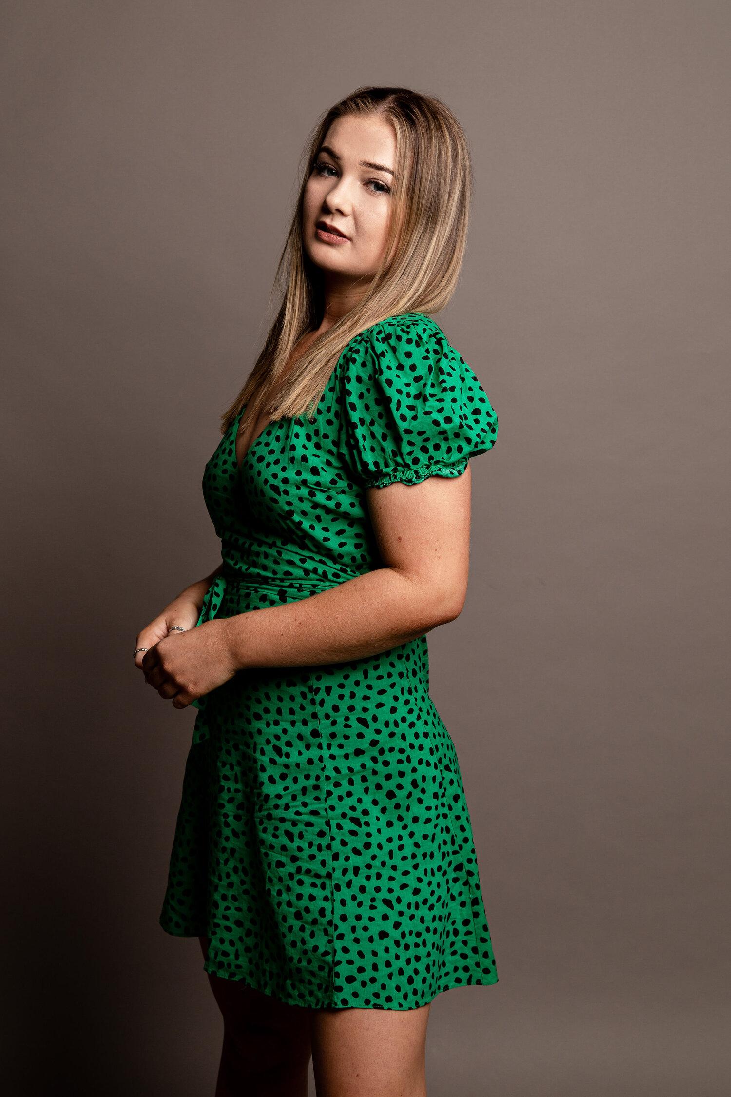 emma barrow photographer jade studio model fashion portfolio workshop portrait shoot