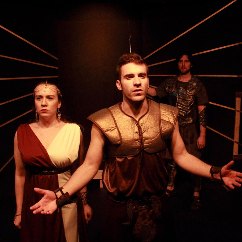 The Oresteia: The Libation Bearers
