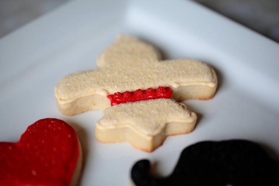 fleur-de-lis-cookie