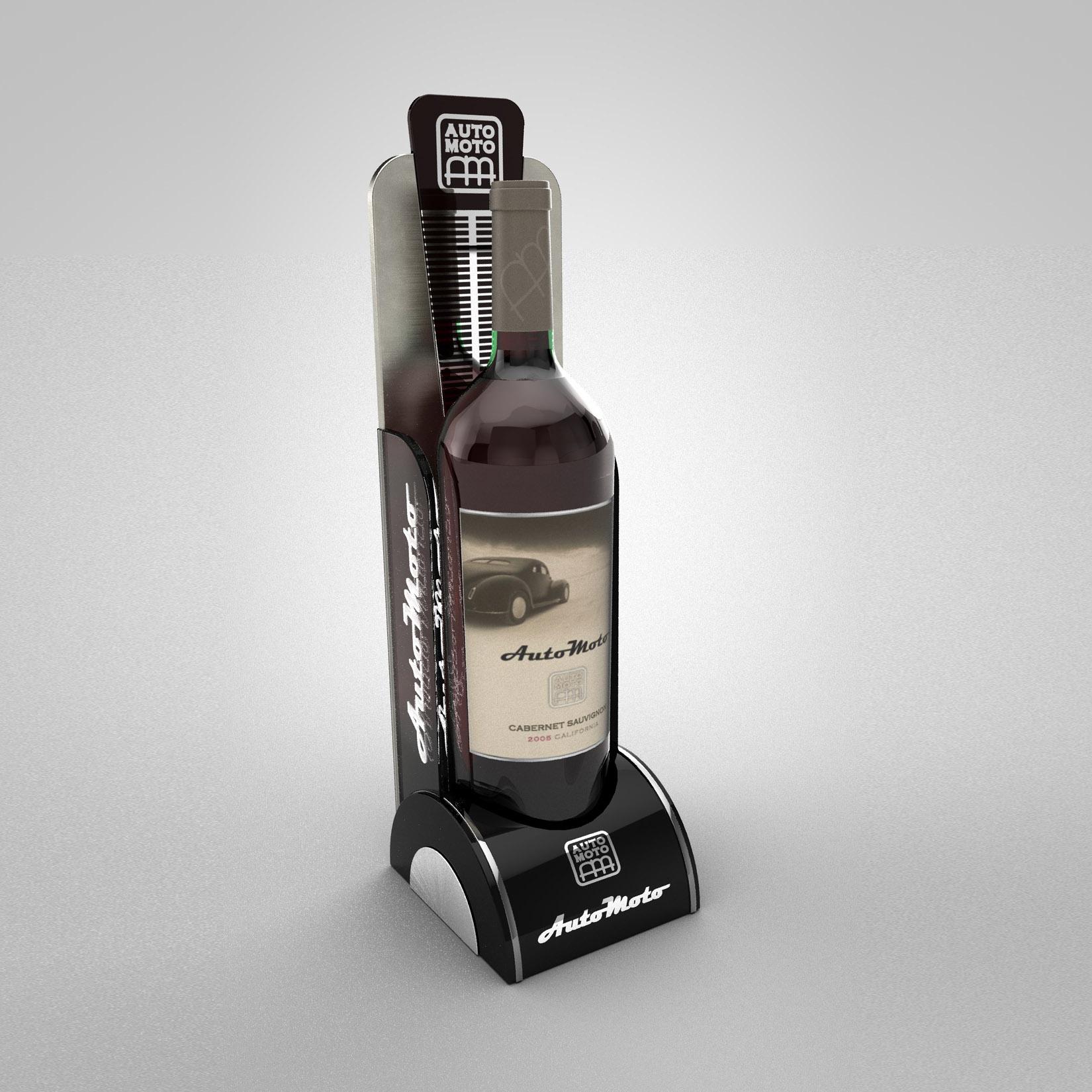 Automoto Wine Glorifier