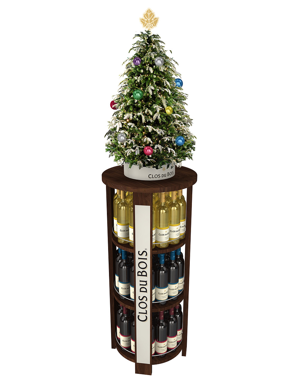Clos Du Bois Display B Holiday.jpg