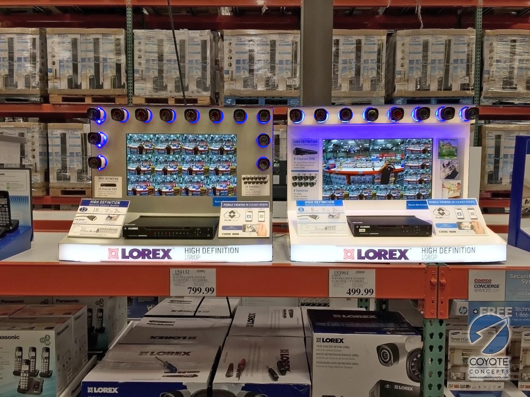 Lorex Displays in store.jpg