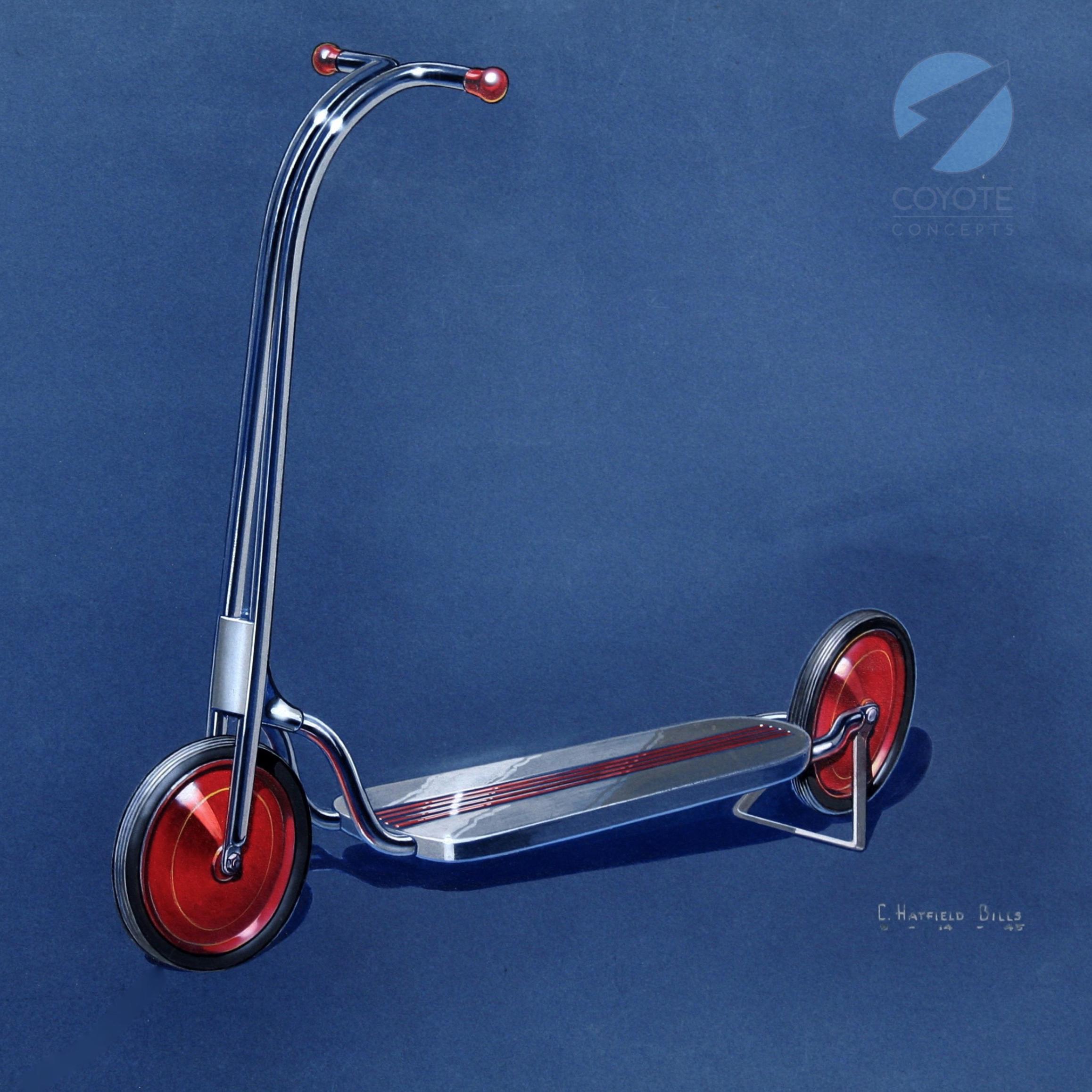 CHBills Scooter 1945.jpg