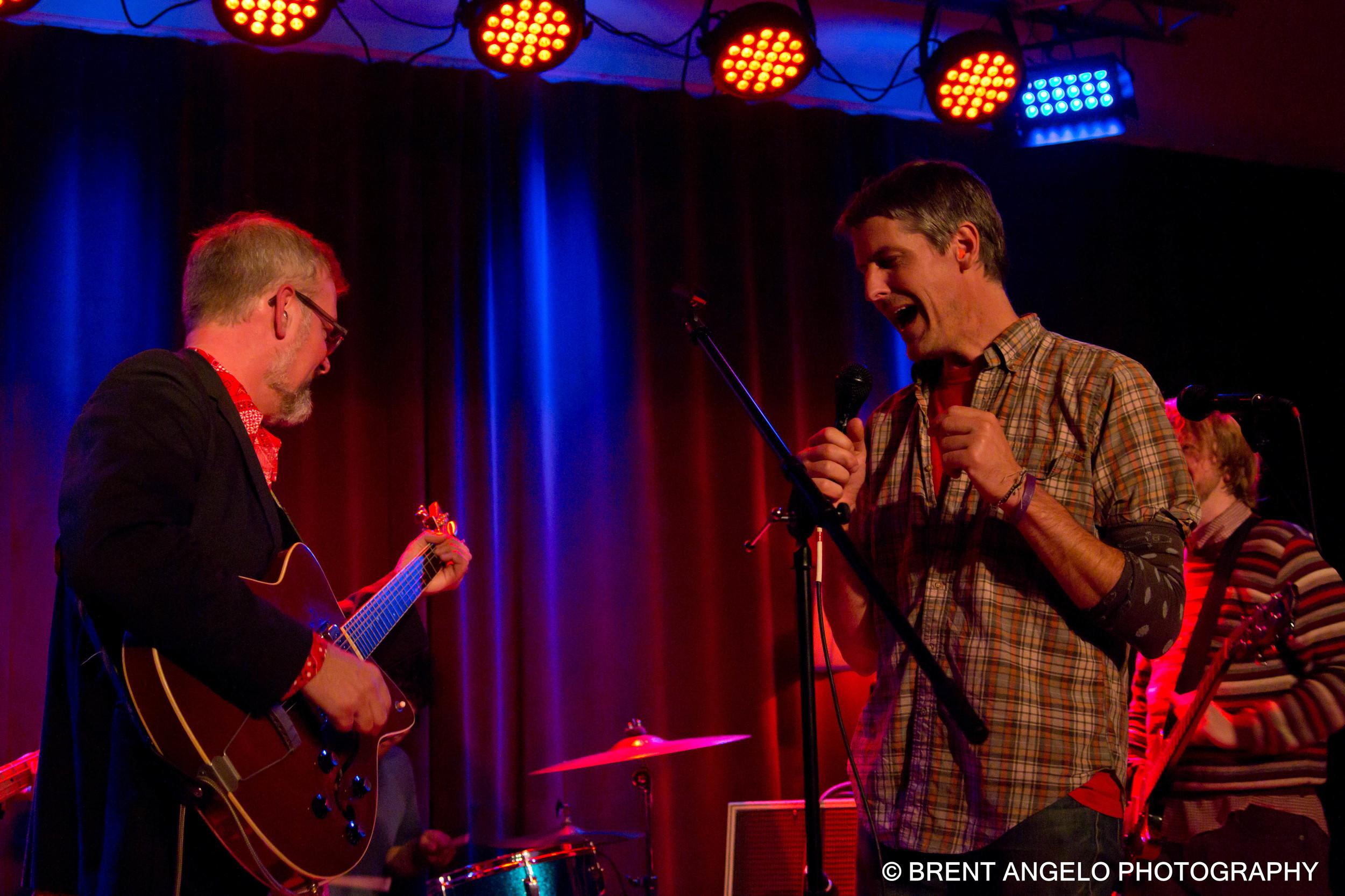 "Stephen Malkmus & Eyelids ""Hey Joe"" at Eyelids Record Release show, Portland"