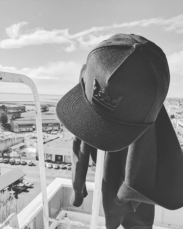 IMMRL was here. 👑 . . . #thatsimmoral #wearthecrown #apparelbrand #fashion #pnw #snapback #headwear #seattlefashion #design #streetwearbrand #streetstyle #apparel #clothingline #lifestylebrand #newclothingbrand #brandlaunch  #campcap #seattlefashion #lookbook #fashiondesign #style #cap #snapbackhat