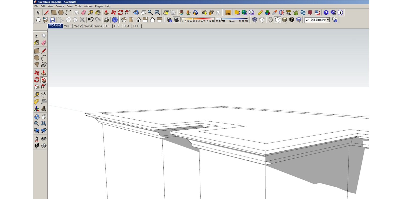 ✱ SketchUp 101 — Method Digital Training