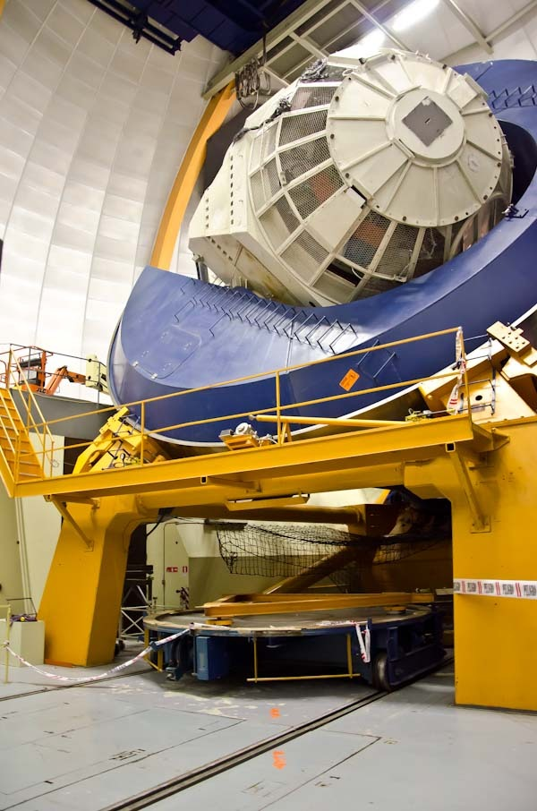 The Blanco Telescope (named for Victor M. Blanco)
