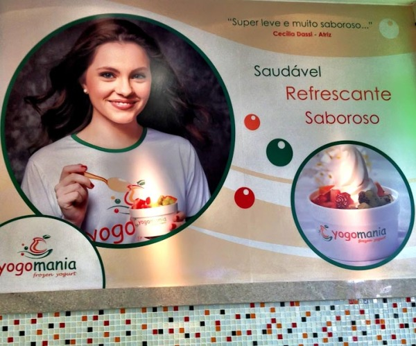 Frozen Yogurt in Brazil