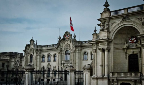 Government Palace - Lima, Peru
