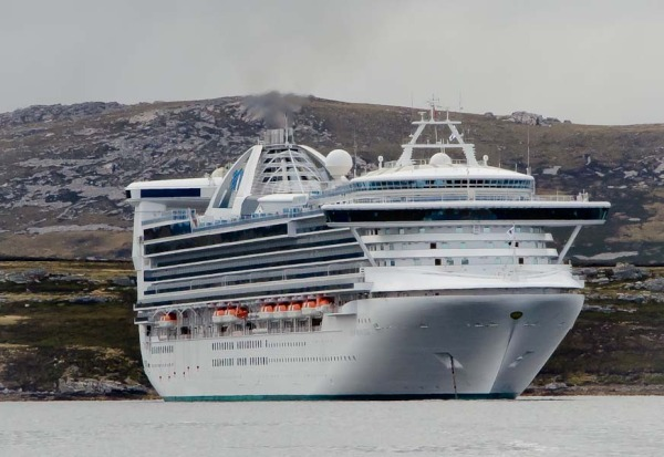 Home away from home (Star Princess)