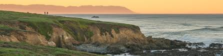 The Fiscalini Ranch Preserve in Cambria. Great place to hike or stroll.