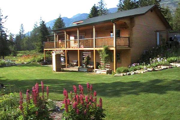 """6x6"""" Cabin T&G D-Log Home"""