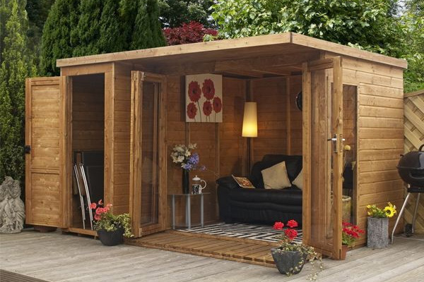 The 6'x8' Garden Shed
