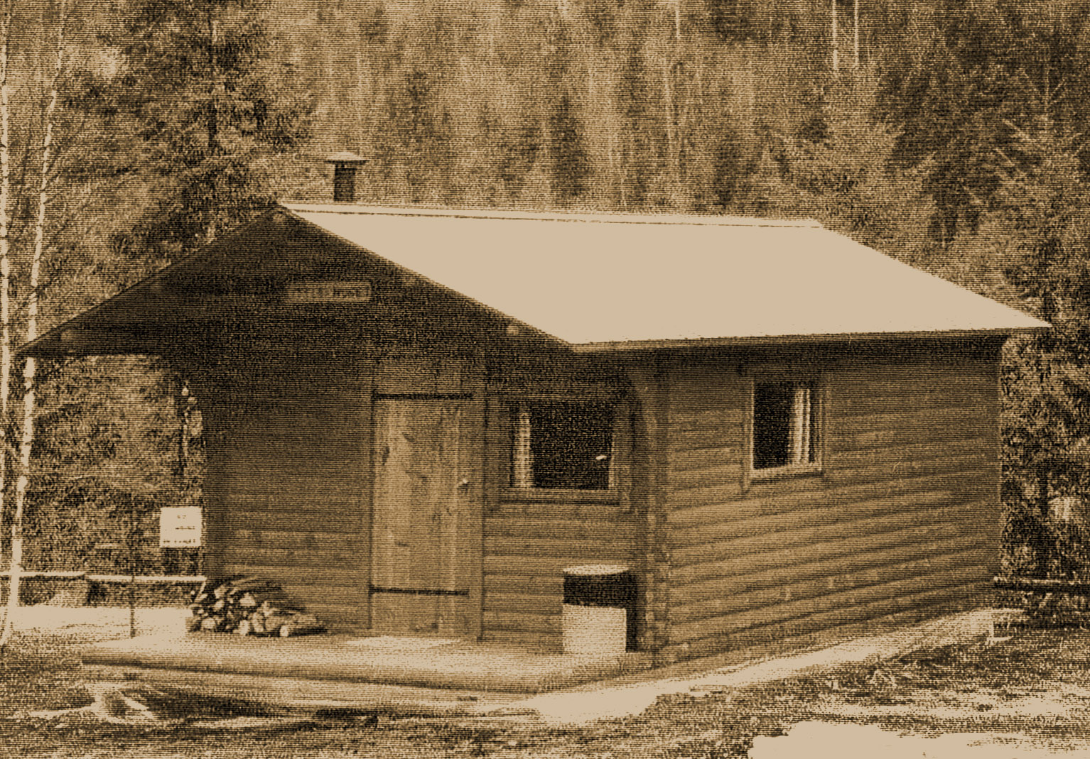 The 12' X 18' Rustis Retreat Log Cabin package