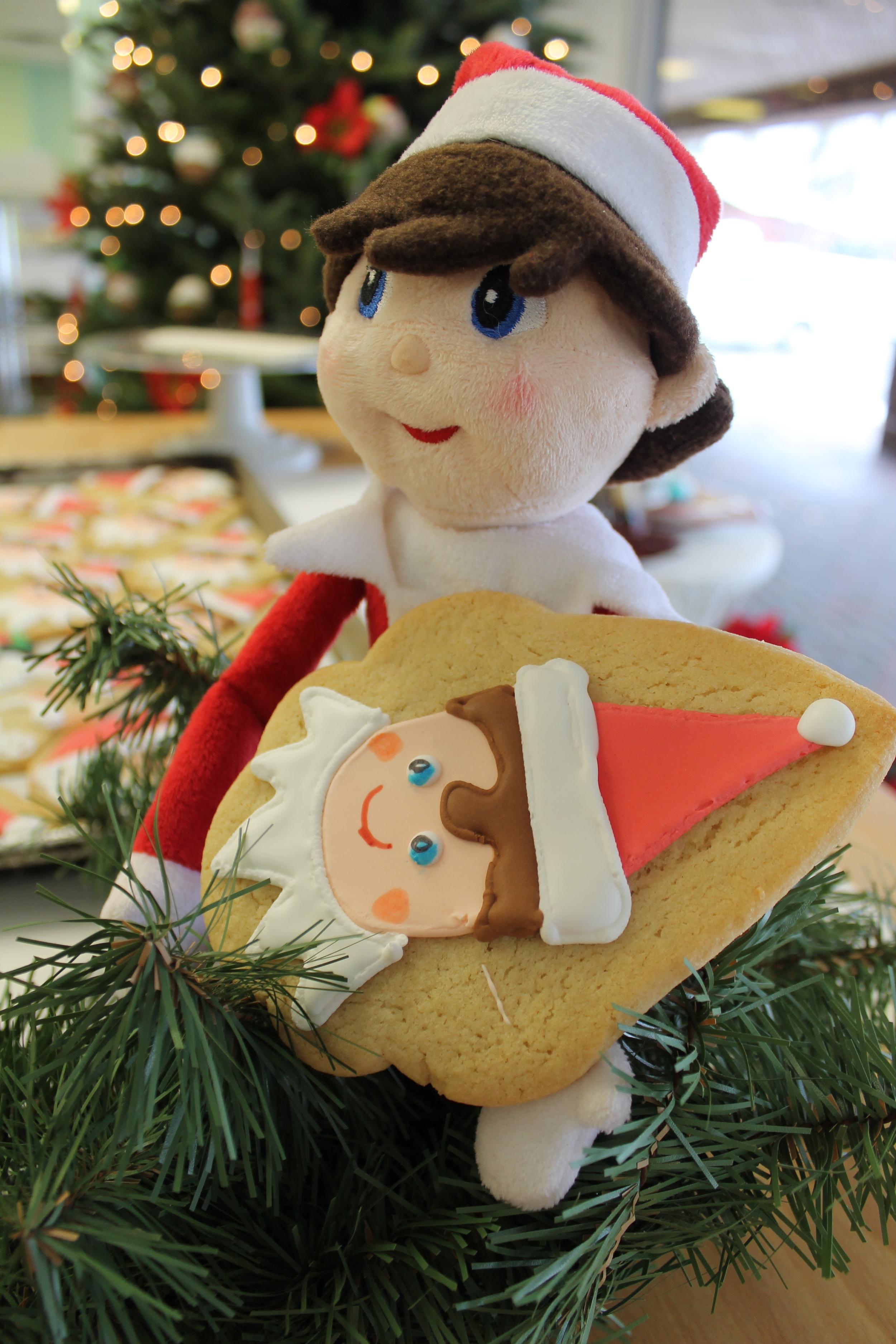Sprinkles The SophistiCakes Elf