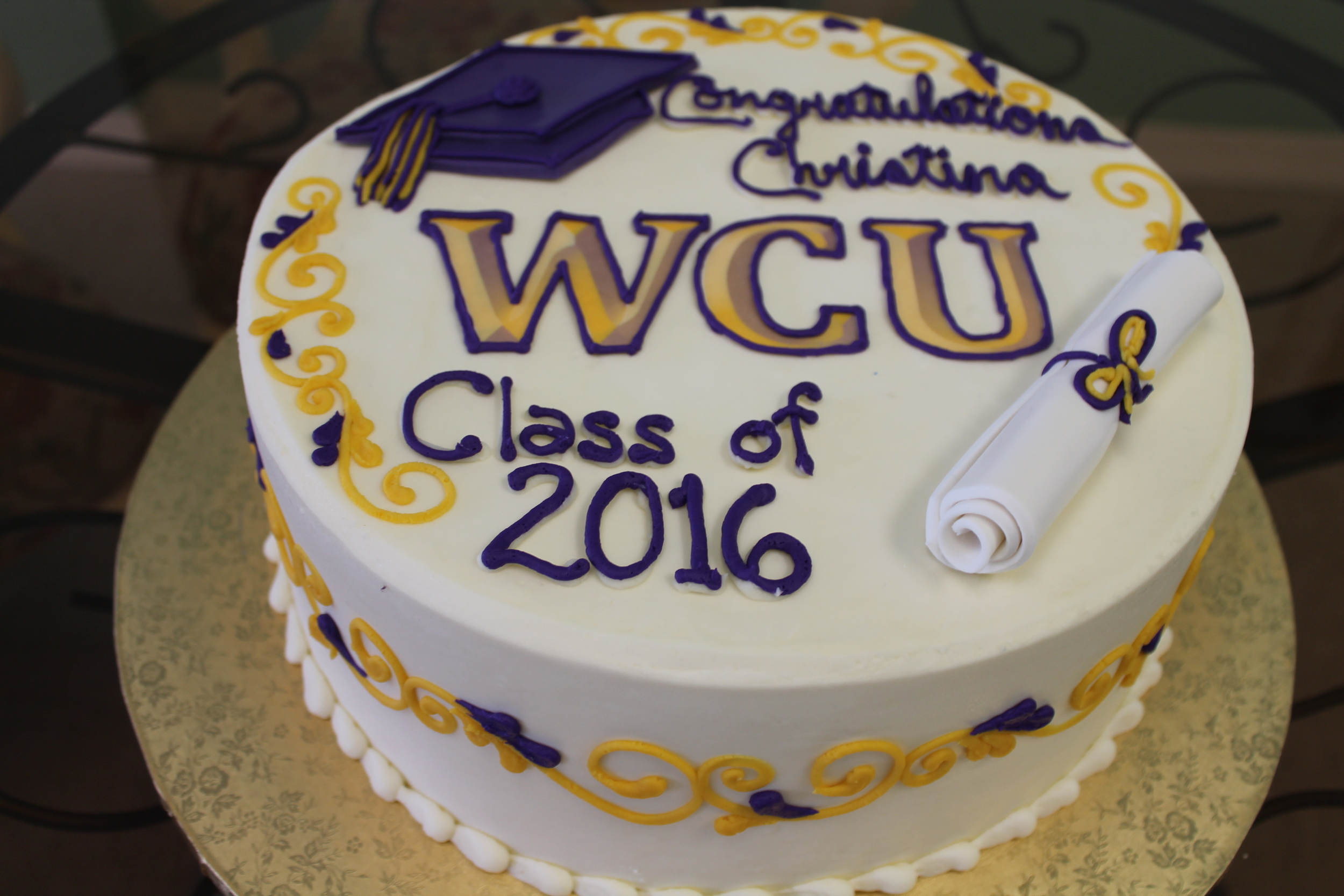 West Chester University 2016