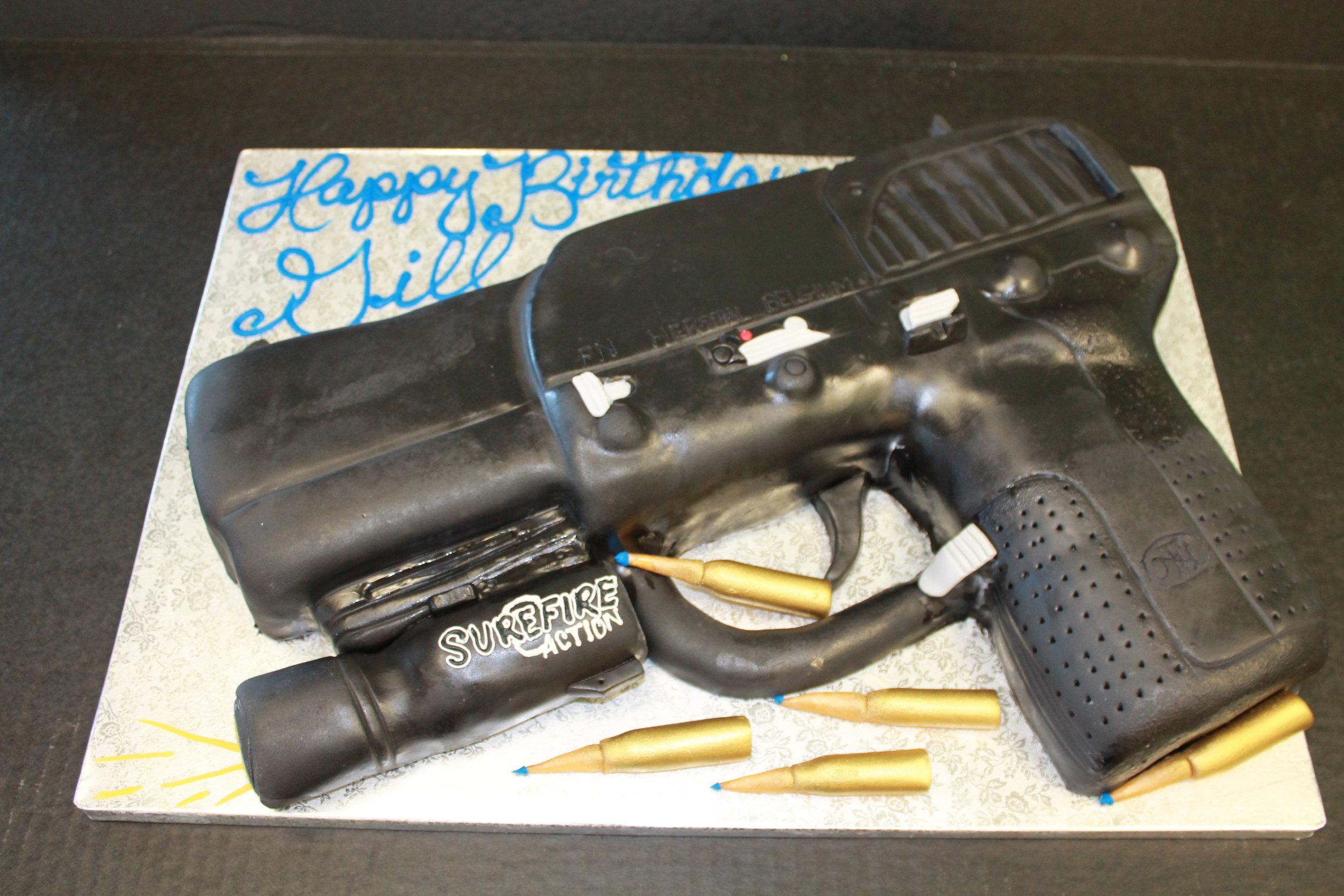 Police Officer Birthday