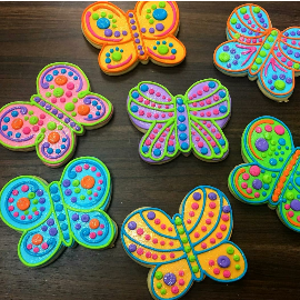 Butterfly Fun Cookies