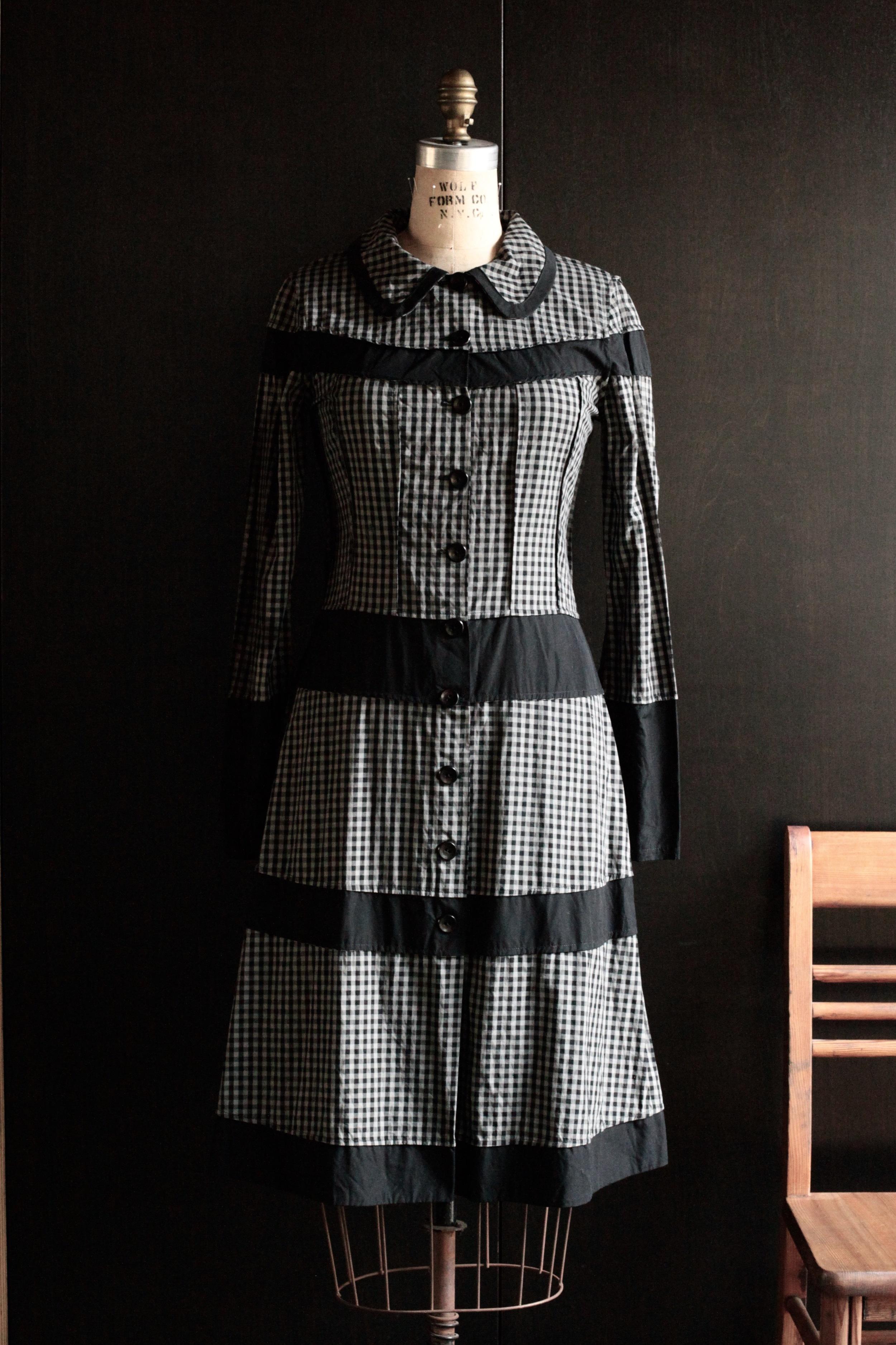 #4003 alchemy coat/cotton
