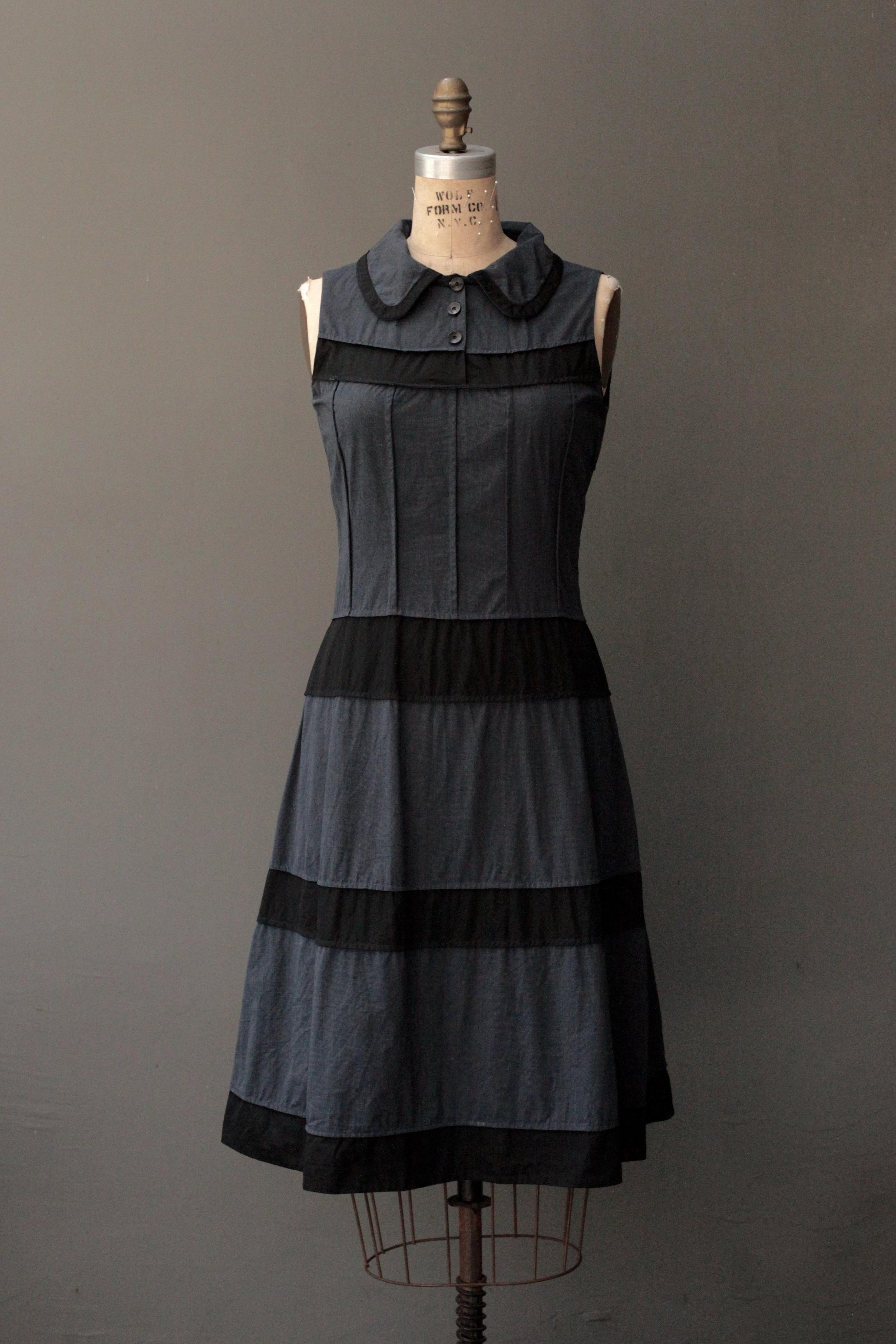 #2003 thistle dress/cotton