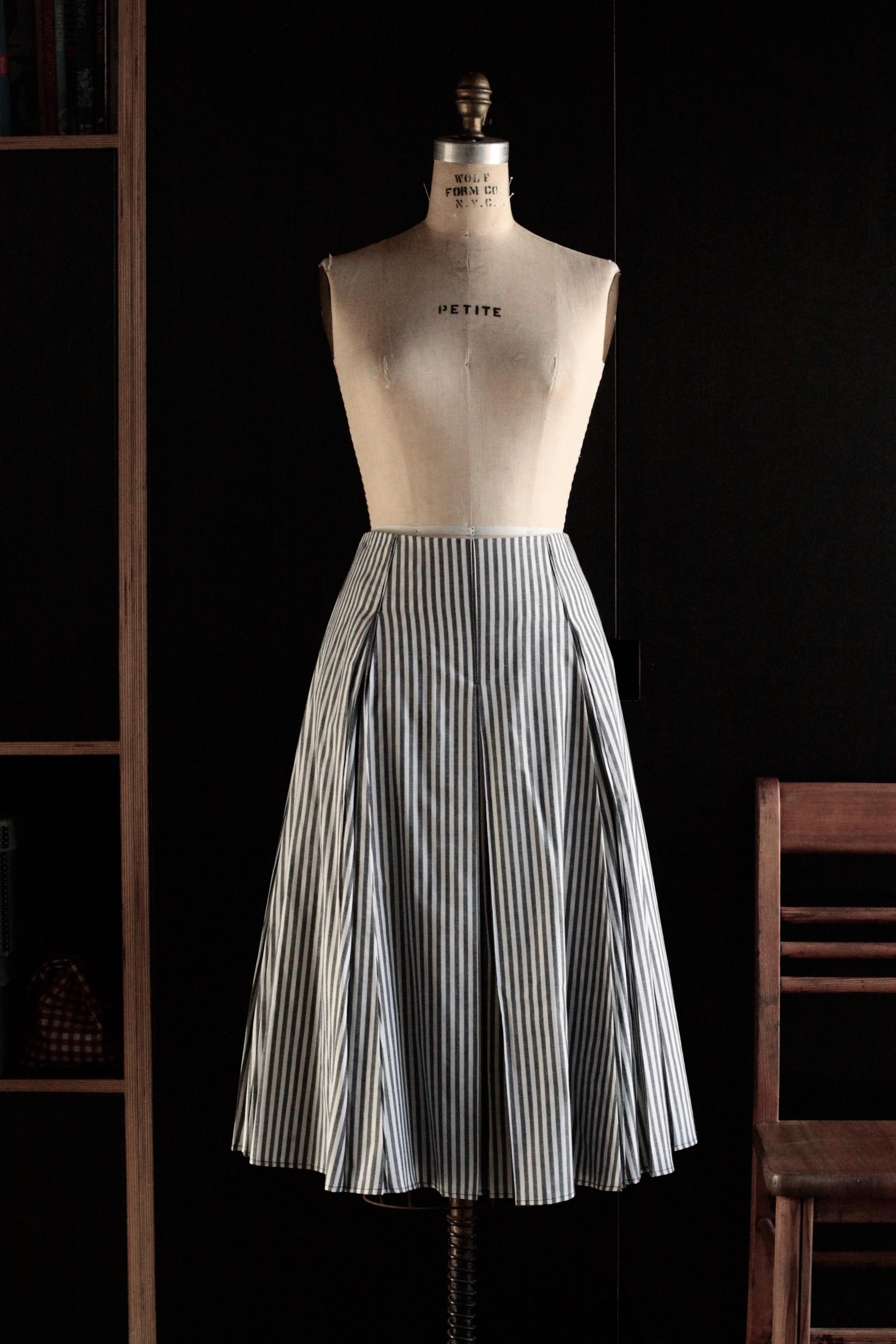 #1006 sparrow skirt/cotton