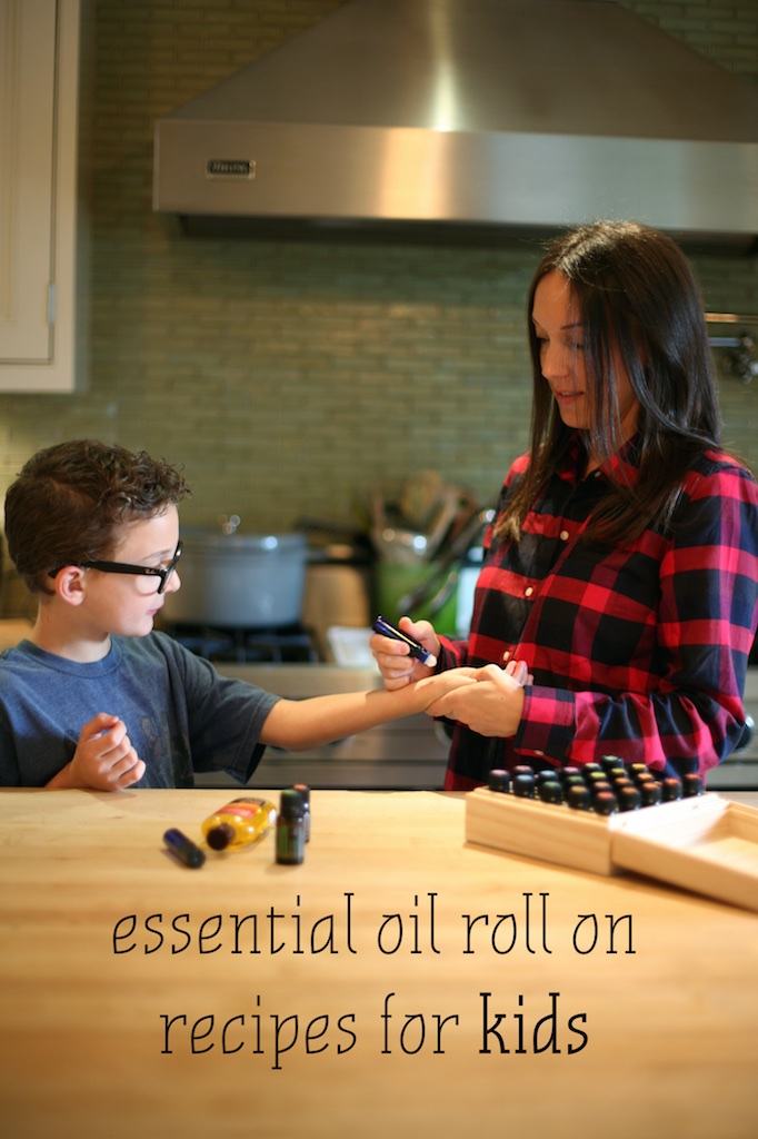Essential Oil Roll On Blend Recipes for Kids & Adults — my