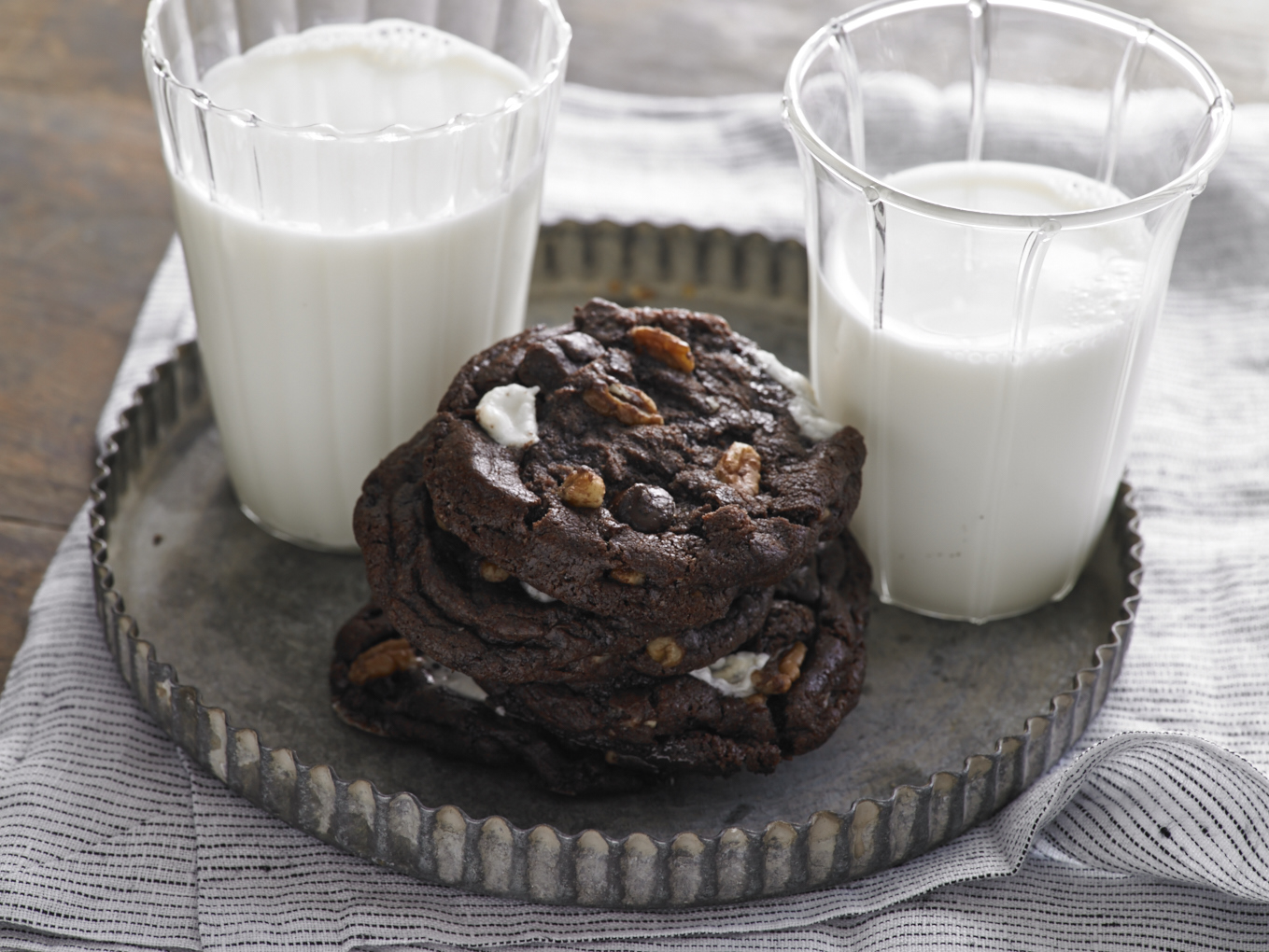Rocky Road Cookie
