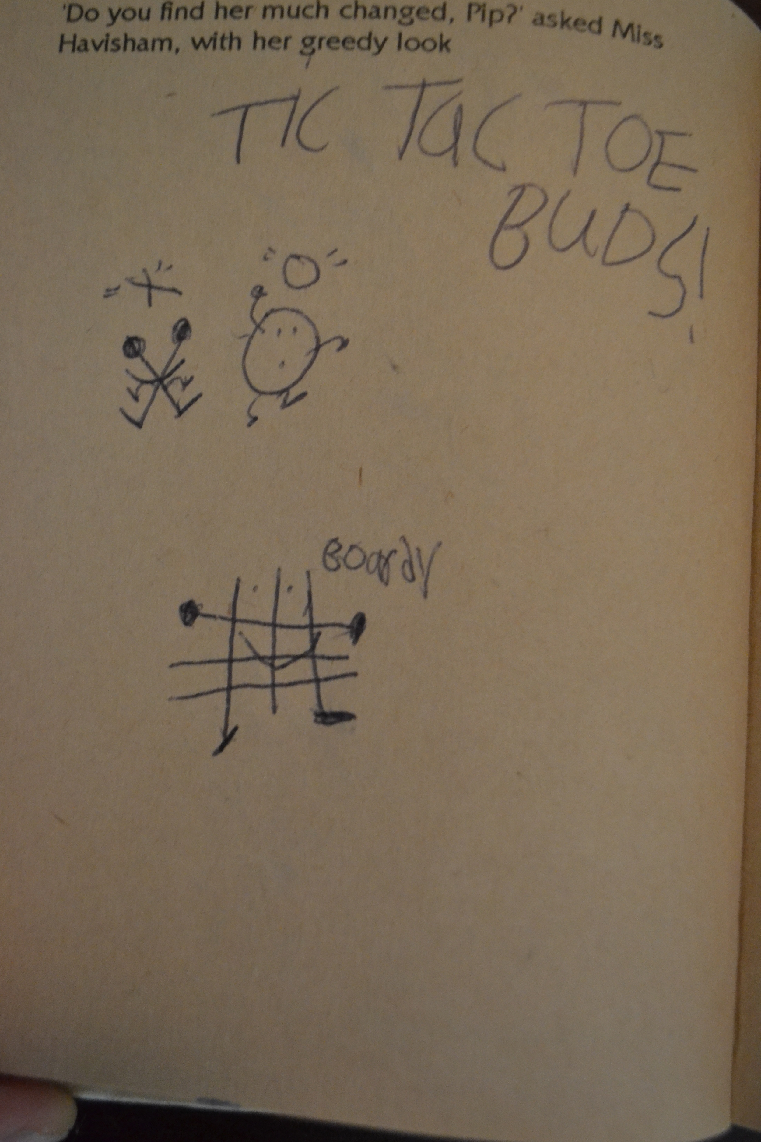 The Tic Tac Toe Buds