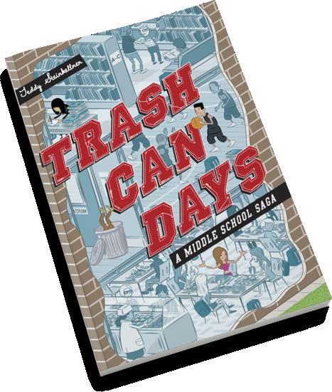 Trash Can Days Book