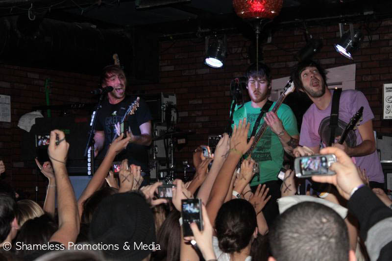 All Time Low @ Bottom of the Hill: November 2010