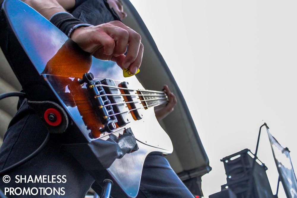 Rockstar Energy Uproar Festival @ Shoreline Amphitheater: September 2013