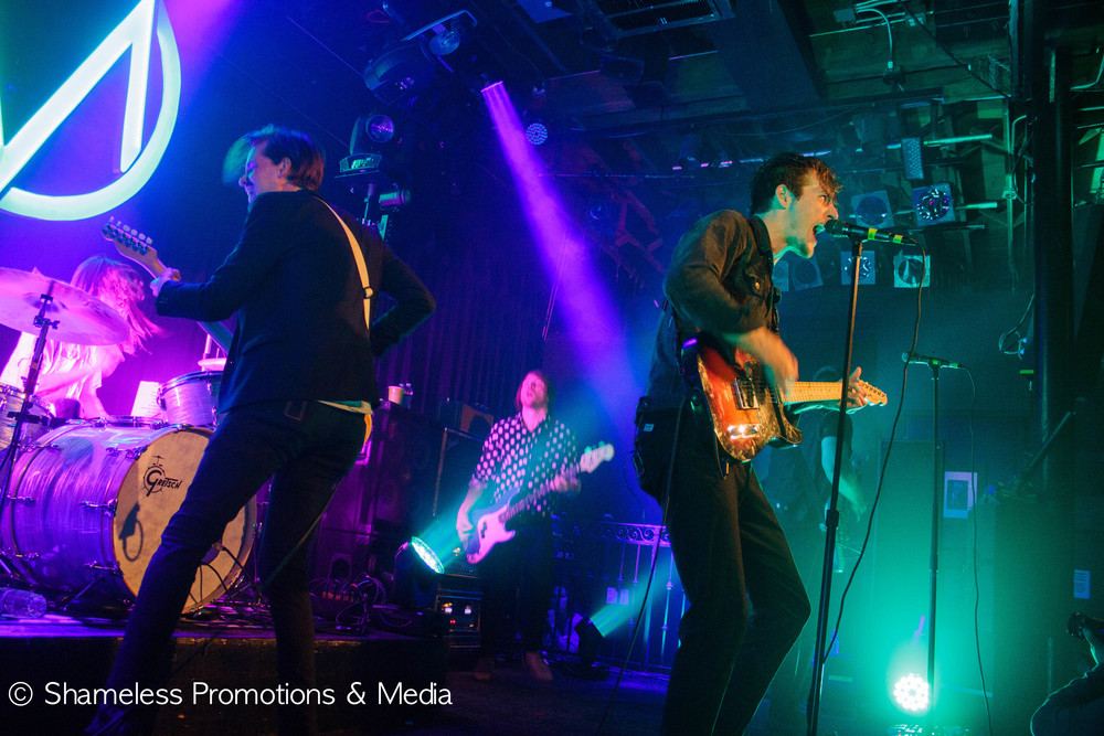 The Maine & Real Friends @ Slims: April 2015