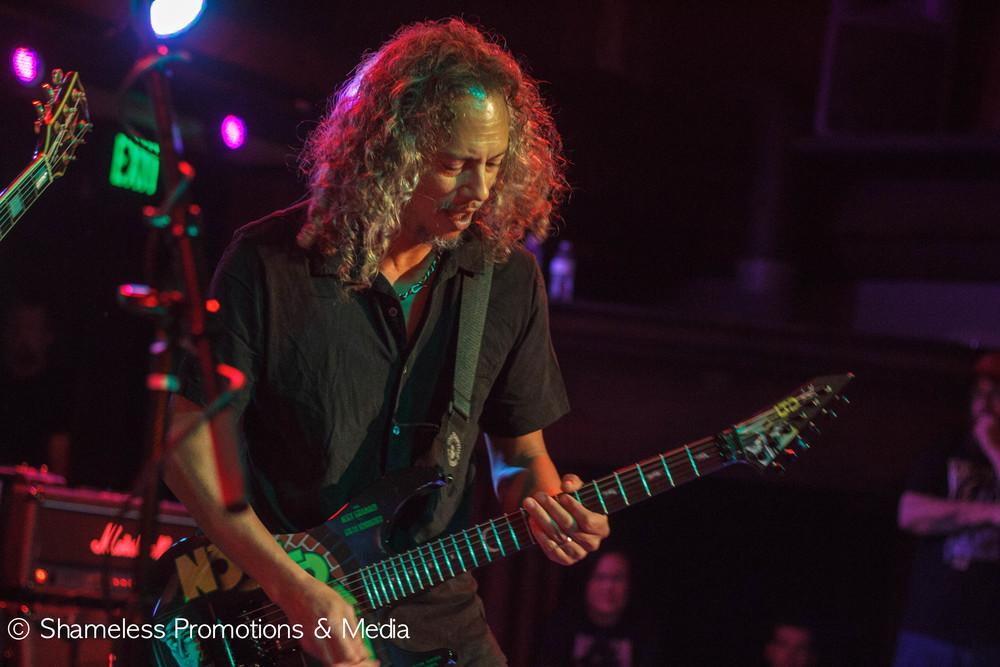 Kirk Von Hammett's Fear Fest Evil @ Rockbar Theater: April 2015