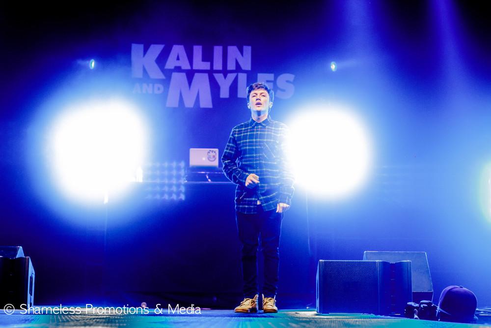 Kalin & Myles @ SJSU Event Center: April 2015
