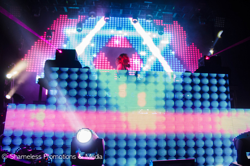 Seven Lions @ City National Civic: May 2015