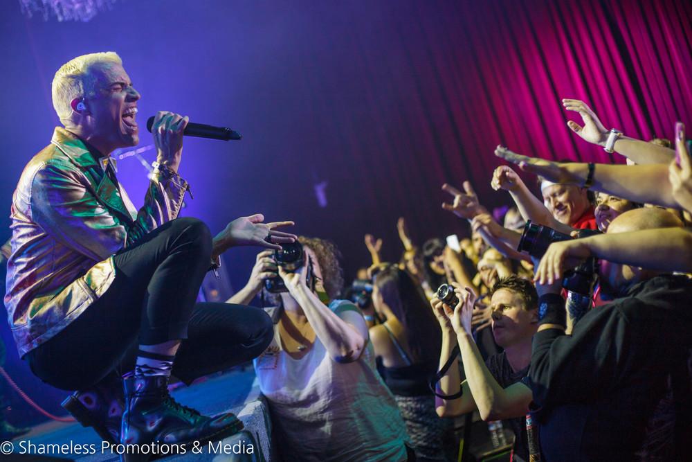 Neon Trees @ The Fillmore: June 2015