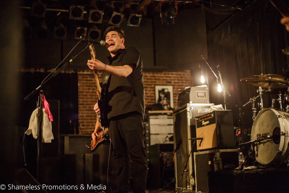 The Spill Canvas @ Slims: August 2015